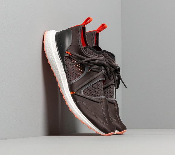 adidas x Stella McCartney UltraBOOST T Utility Black/ Granite/ Solar Orange - EG1073