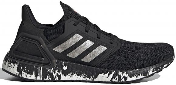 adidas Ultra Boost 20 Marble Black - EG1342