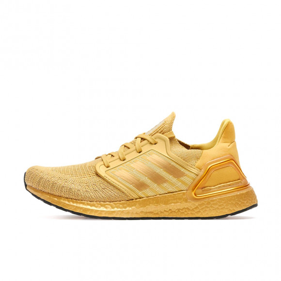 adidas UltraBOOST 20 Gold Metalic/ Gold Metalic/ Gold Metalic - EG1343