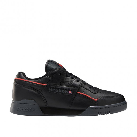 Reebok Workout Plus MU (Schwarz / Rot) - EG6443