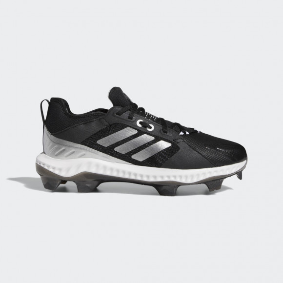 adidas PureHustle TPU Cleats Core Black Womens - EG6681
