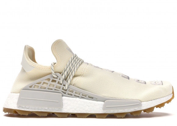 adidas NMD Hu Trail Pharrell Now Is Her Time Cream White - EG7737