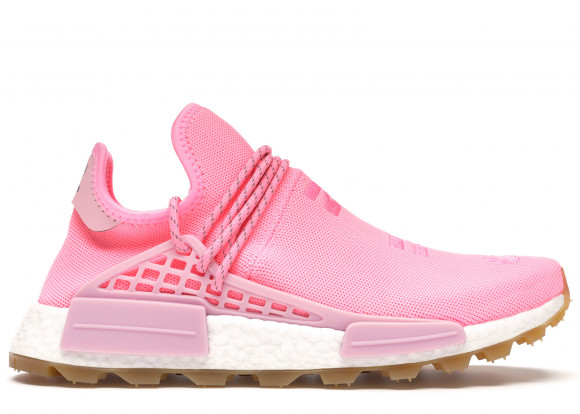 adidas NMD Hu Trail Pharrell Now Is Her Time Light Pink - EG7740