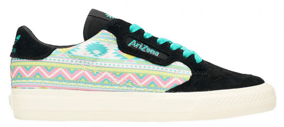 adidas Continental 80 Vulc AriZona Iced Tea Black (W) - EG7976