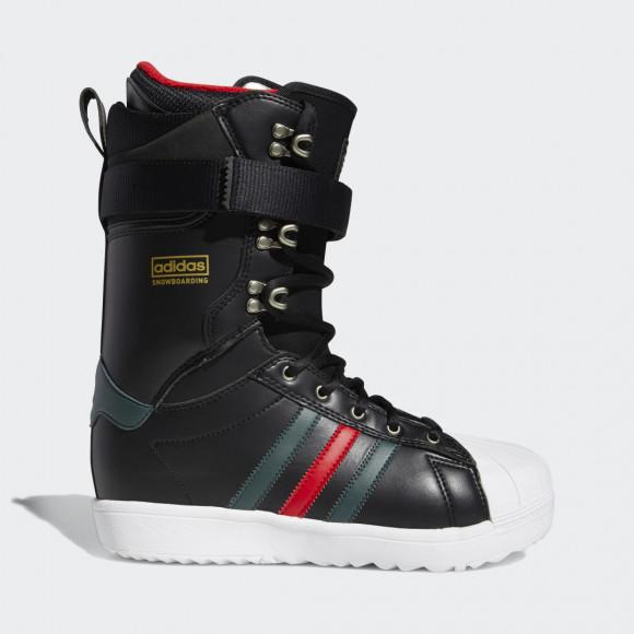adidas Superstar ADV Boots Core Black Mens - EG9392