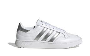 adidas Team Court W Ftw White/ Silver Metalic/ Ftw White - EG9824