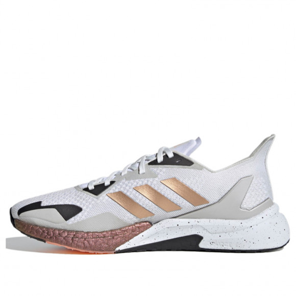 adidas X9000L3 Shoes Crystal White Mens - EH0058