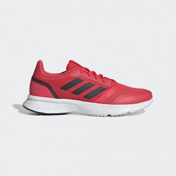 adidas Nova Flow Shoes Shock Red Womens - EH1380