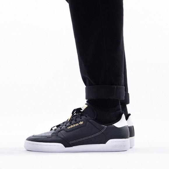 adidas Continental 80 Core Black/ Core