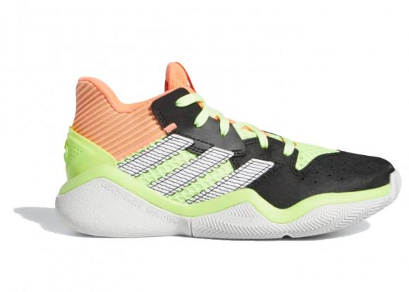adidas Harden Stepback Signal Coral Dash Grey (GS)