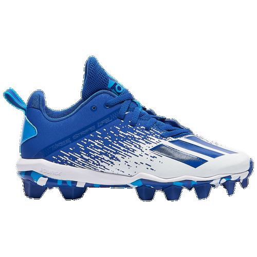 adidas adiZero Spark MD - Boys' Grade School Molded Cleats Shoes - EH3470