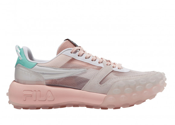 Fila Gara Low Shell Pink White (W) - F12W124140FPW