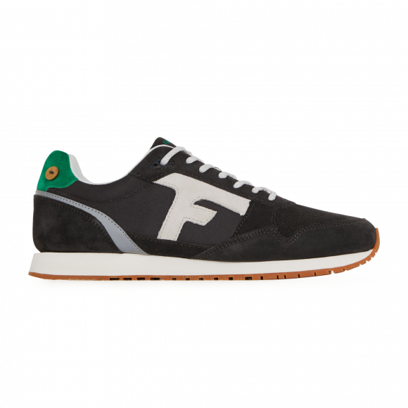 Faguo  ELM  men's Shoes (Trainers) in Grey - F21CG0203-GRY43