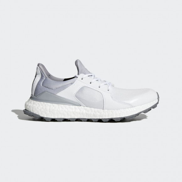 adidas Climacross Boost Shoes Cloud White Womens - F33539