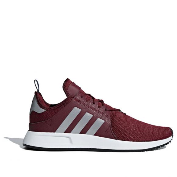 Adidas X_PLR 'Collegiate Burgundy' Collegiate Burgundy/Silver Metallic/Collegiate Green Marathon Running Shoes/Sneakers F34038 - F34038