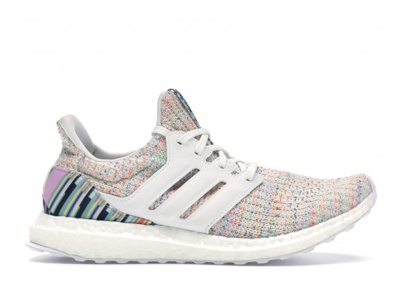 adidas UltraBOOST w Crystal White/ Crystal White/ Glow Green - F34079