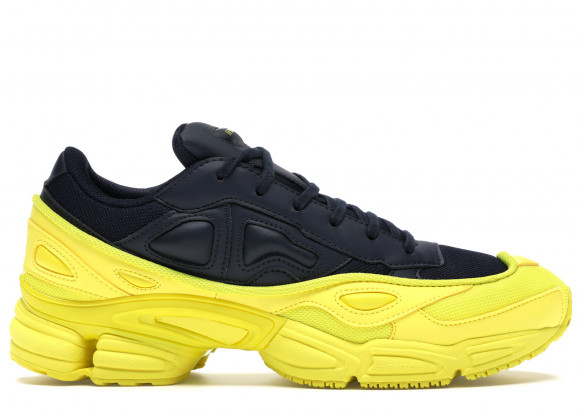 adidas Ozweego Raf Simons Bright Yellow Night Navy - F34267