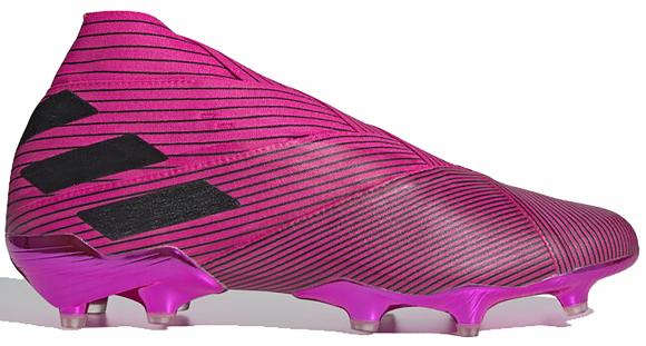 adidas Nemeziz 19+ FG Shock Pink - F34403