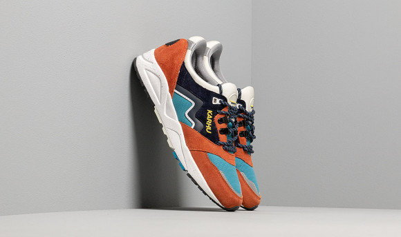 Karhu Aria Leather Brown/ Night Sky - F803051