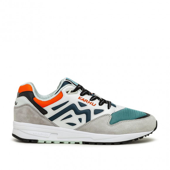 "Legacy 96 ""Hockey Pack"" (grau / grün / orange) Sneaker - F806015"