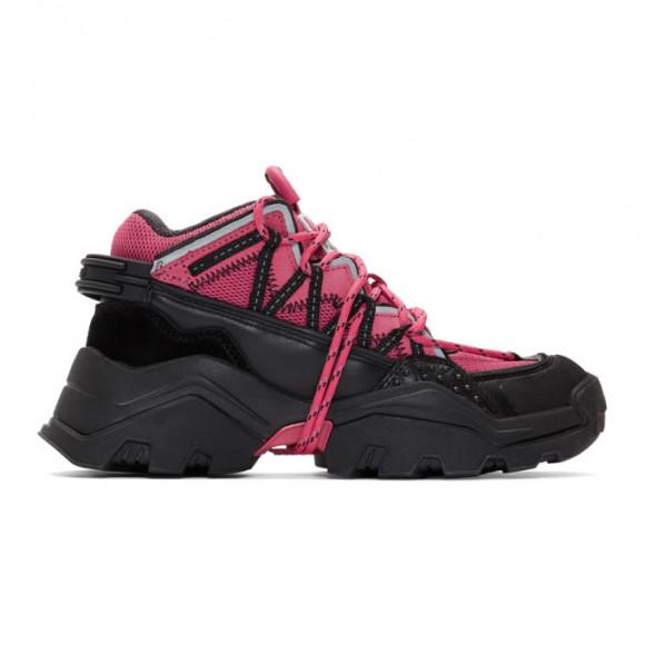 Kenzo White Inka Sneakers - F962SN300L69