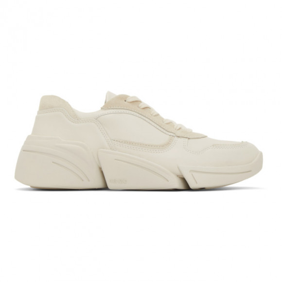 Kenzo Off-White Kross Sneakers - FA65SN451L53
