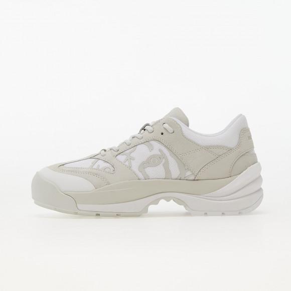 KENZO Low Top Sneaker Off White - FB52SN500L68.02