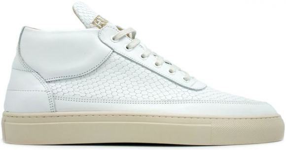 Filling Pieces RF-Mid Ronnie Fieg Part II White Dragon - FPSS14-RFMIDWHT