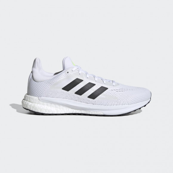 adidas SolarGlide 3 Shoes Cloud White Mens - FU8998