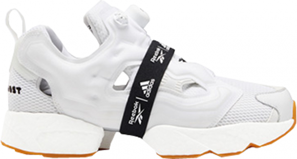 Reebok Instapump Fury Boost White Black Gum