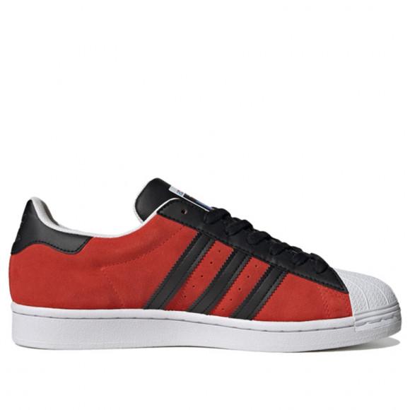 Superstar Rouge/noir - FU9522