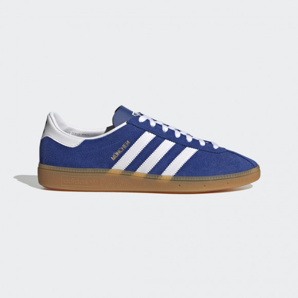 adidas München Shoes Royal Blue Mens - FV1190
