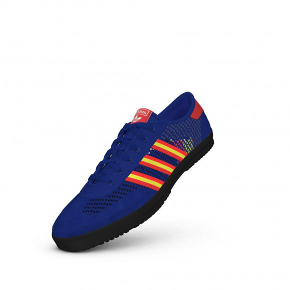 adidas Originals Tischtennis Women's, Blue/Yellow - FV1201