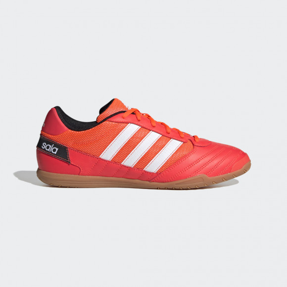 adidas Super Sala Shoes Solar Red Mens - FV2561