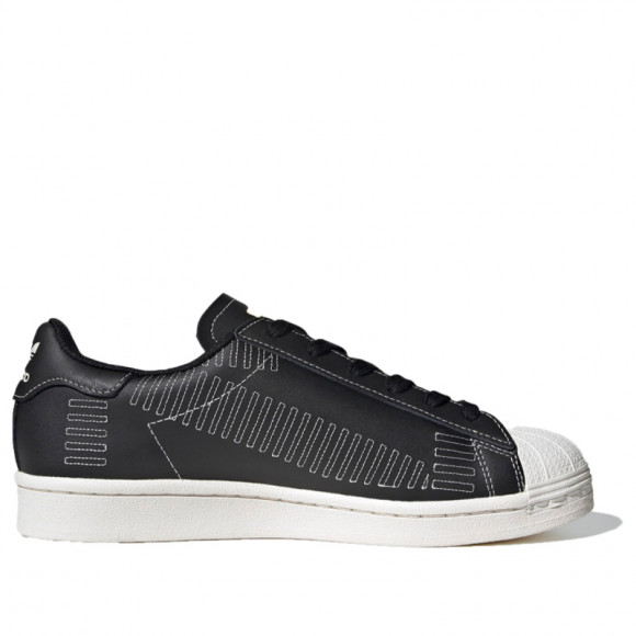 adidas Superstar Pure Core Black/ Core Black/ Core White - FV2833