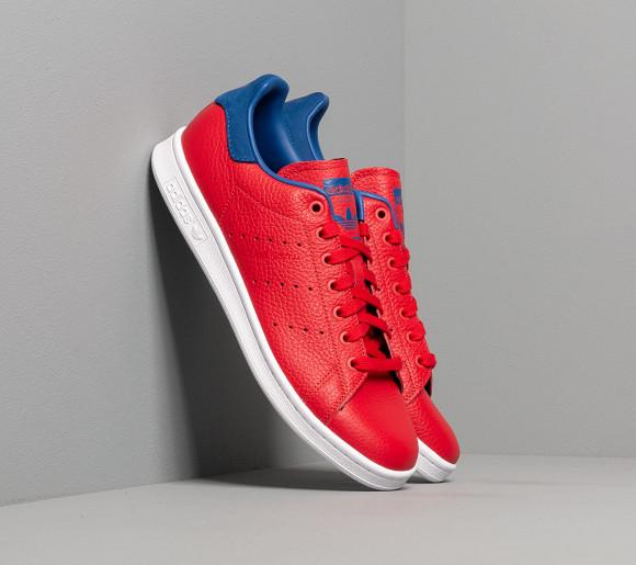 adidas stan smith scarlet
