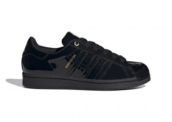 Finanzas colina fuegos artificiales  adidas Superstar Metal Toe Core Black (W) - FV3299