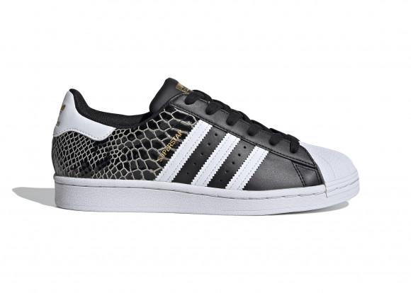 adidas Superstar Core Black Cloud White