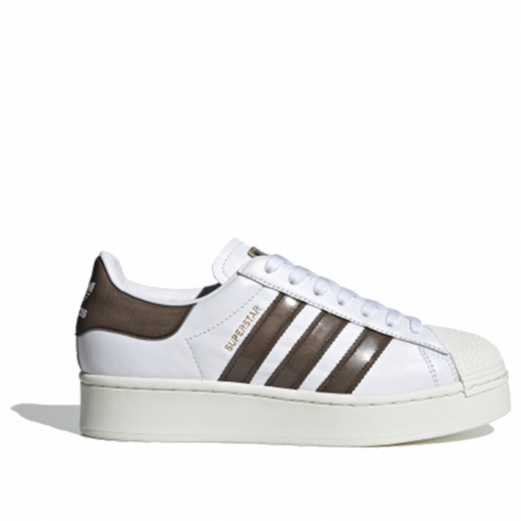 adidas Originals Superstar Bold Women's, White/Black - FV3356
