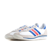 adidas SL 72 Ftw White Glow Blue Glow Red