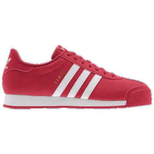 adidas Originals Samoa - Men's Training Shoes - Red / White