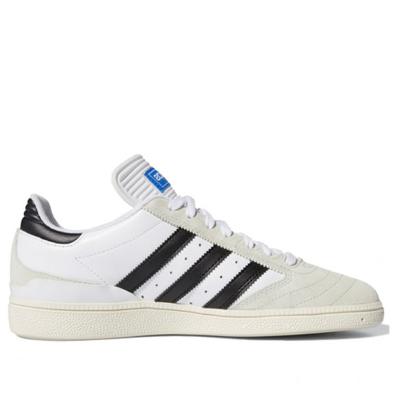 Adidas Busenitz 'White Black' Cloud White/Core Black/Crystal White Sneakers/Shoes FV5877 - FV5877