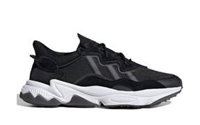 Adidas Ozweego 'Black Grey' Core Black/Grey/Cloud White Marathon Running Shoes/Sneakers FV6574