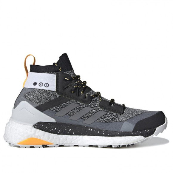 adidas Terrex Free Hiker Parley Ftw White/ Crystal White/ Solid Gold - FV6895