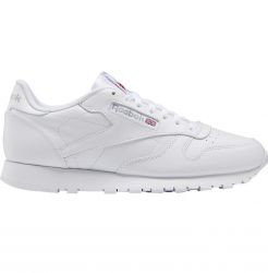 Reebok Classic Leather White White Light Grey