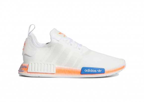 adidas NMD_R1 Cloud White Orange