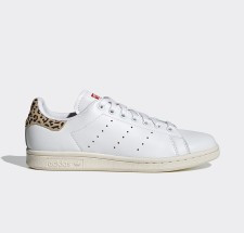 Stan Smith - Leopard Pack - White Scarlet Red - FV8080