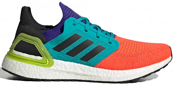 adidas Ultra Boost 20 What The Solar Red - FV8331