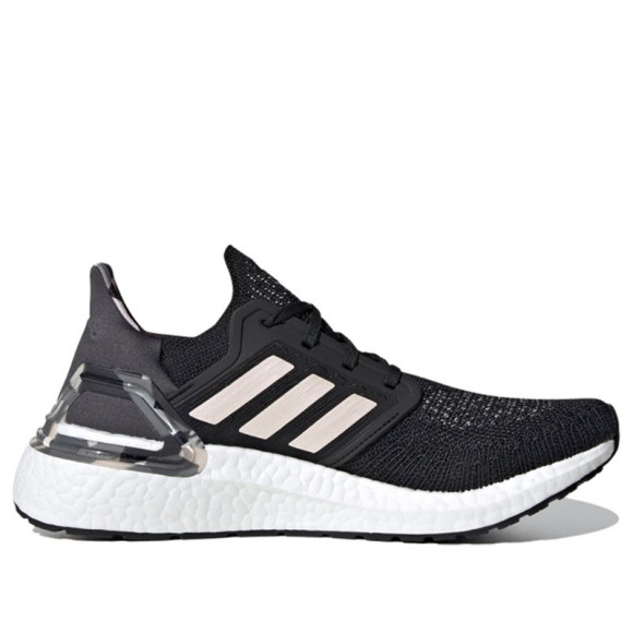 adidas Ultraboost 20 Shoes Core Black Womens - FV8349
