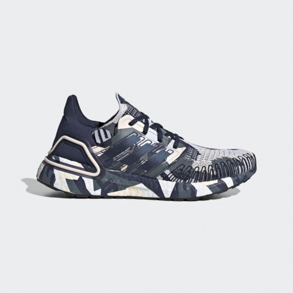 adidas Ultraboost 20 Shoes Collegiate Navy Womens - FV8357